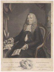 Portret van Henrik Hooft Daniëlsz