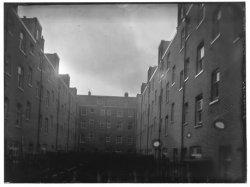 Binnenterrein tussen Czaar Peterstraat, Lijndenstraat, Blankenstraat en 2de Leeg…