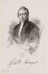 Gerard Conrad Bernard Suringar (08-04-1802 / 12-01-1874)