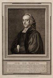 Ger. Joh. Nahuys (01-02-1738 / 09-10-1781)
