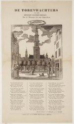 De Torenwachters van den Zuider Kerks-toren