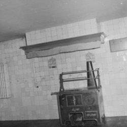 Keizersgracht 536, interieur, schouwkap keuken