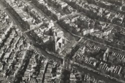 Luchtfoto Grachtengordel -West