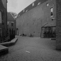 Kalverstraat 92, Amsterdams Historisch Museum, voormalig Burgerweeshuis, binnenp…