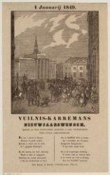 Vuilnis-Karremans Nieuwjaarswensch