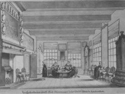 Amstel 51, Diaconie Oude Vrouwen- en Mannenhuis der Nederlands Hervormde Gemeent…