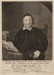 Casparus de Carpentier (09-10-1615 / 12-05-1667)