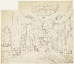 Regentenkamer van het Burgerweeshuis, Kalverstraat 92