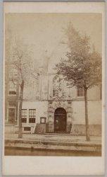 Athenaeum Illustre, voormalige Agnietenkapel, Oudezijds Voorburgwal 231