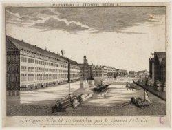 La Riviere d'Amstel a Amsterdam pres le Logement t' Rondeel
