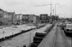 Haarlemmerdijk 44 - 58 achtergevels links