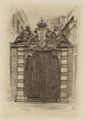 Het Gasthuis-Poortje