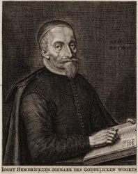 Joost Hendricksen (1592-1644)