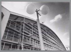 Renovatie van de voorgevel van de RAI, Europaplein 8