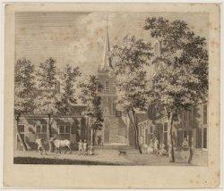 Het dorp Diemen te Amsterdam