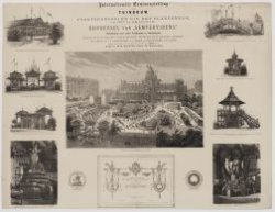 Internationale Tentoonstelling van Tuinbouw en van voortbrengselen van het Plant…