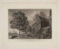 ''t Kweekschool voor de Zeevaart, in 1786