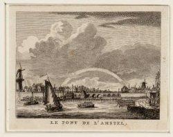 Le pont de l'Amstel