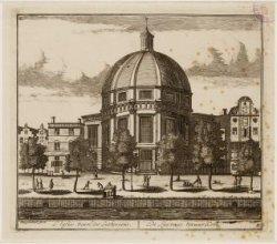 L'Eglise neuve des Lutheriens. De Luyterse Nieuwe Kerk
