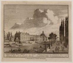 't Admiraliteits Huis en Werf van het West-Indisch Huis tot de Ooster Kerk