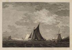 T' Y by t' Blaauw-Hooft te Amsterdam 1762. (voor de letter)