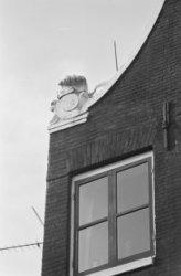Herengracht 236, ornament aan de top van de gevel