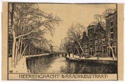 Herengracht 199-205 (rechts v.l.n.r.)