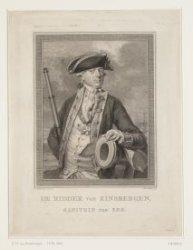 Jan Hendrik van Kinsbergen (01-05-1735 / 24-05-1819)