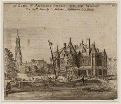 D'Oude St. Antonis Poort nu de Waegh
