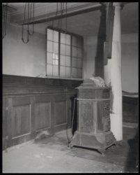 Interieur van de Oude Lutherse Kerk, Singel 411