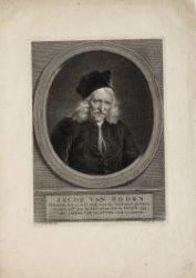 Jacob van Hoorn (24-07-1638 / 1738)