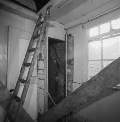 Elandsgracht 83, tijdens restauratie