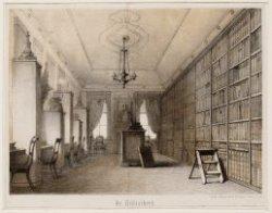 Plantage Kerklaan 40, de bibliotheek van Natura Artis Magistra. Techniek: steend…