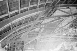 Amstel 115 - 125, Koninklijk Theater Carré, detail van de kapconstructie
