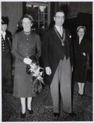 Mr. Gijsbert van Hall (1904-1977)