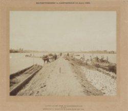 Havenwerken te Amsterdam 14 april 1892