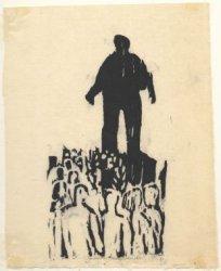 Herdenking Februaristaking bij de Dokwerker