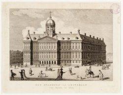 Het Stadhuis van Amsterdam