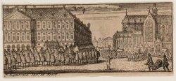 Begrafenis van Michiel Adriaenszoon de Ruyter