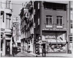 Voorburgwal, Nieuwezijds 176 (ged.)-174-172 (ged.) (v.r.n.l.)