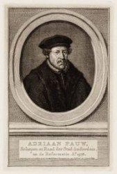 Adriaan Pauw (1516-1578)