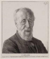 Johannes Arnoldus Boland (1838-1922)