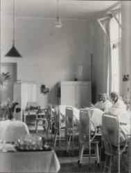 Vrouwenzaal van het Wilhelmina Gasthuis