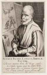 Pieter Pietersz. (Jonge Lange Pier) (ca. 1541-1603)