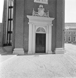 Kalverstraat 92, een toegangsdeur aan de binnenplaats van het Amsterdams Histori…