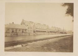 De zuiveringshuizen op het terrein van de Westergasfabriek van de Imperial Conti…