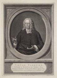 Pieter Elzevier (04-10-1673 / 07-04-1754)