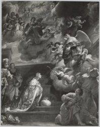 Foto naar een schilderij (1658) van Govert Flinck in het Koninklijk Paleis