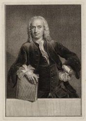 Hubertus Gregorius van Vrijhoff (16-12-1704 / 15-04-1754)