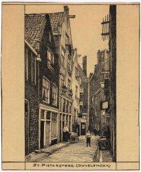 Sint Pieterssteeg (Duvelshoek)